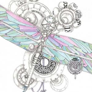 Wonderous & Winged **SOLD**